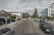 parking on O'Brien Street in Bondi Beach NSW