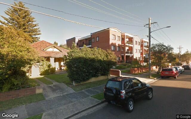 parking on Ocean St in Kogarah NSW 2217