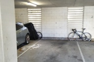 parking on Old Burleigh Road in Surfers Paradise QLD