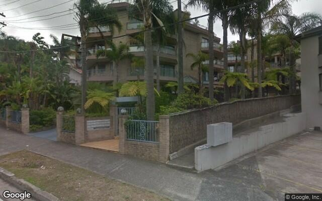parking on Old South Head Rd in Bellevue Hill NSW 2023