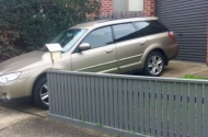 parking on Osney Avenue in Ivanhoe VIC