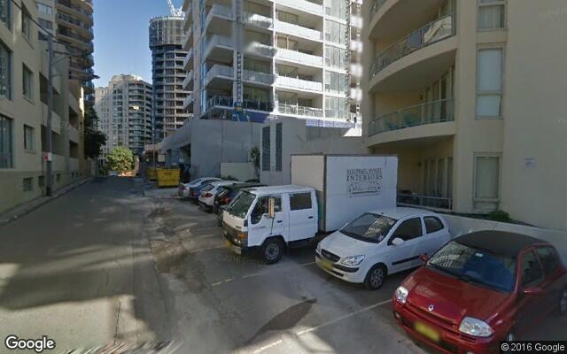 parking on Oxford Street in Bondi Junction