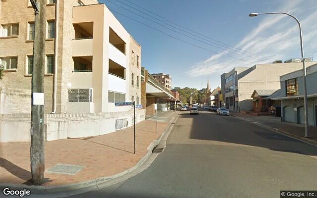 parking on Palmer St in Parramatta NSW 2150