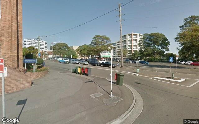 parking on Park Road in Hurstville NSW
