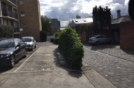 parking on Park Street in South Yarra VIC