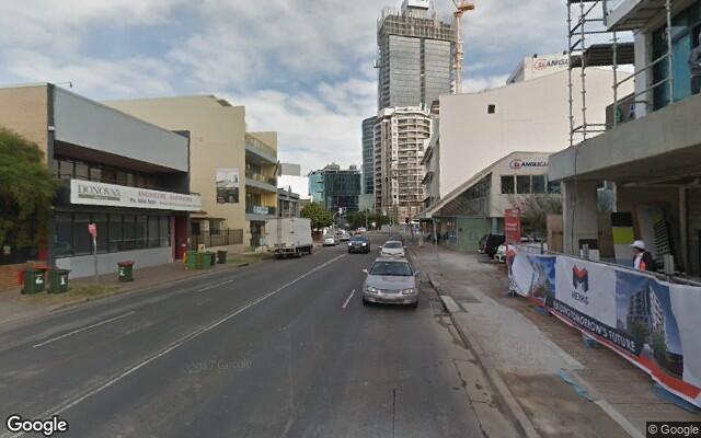 parking on Parkes Street in Parramatta NSW
