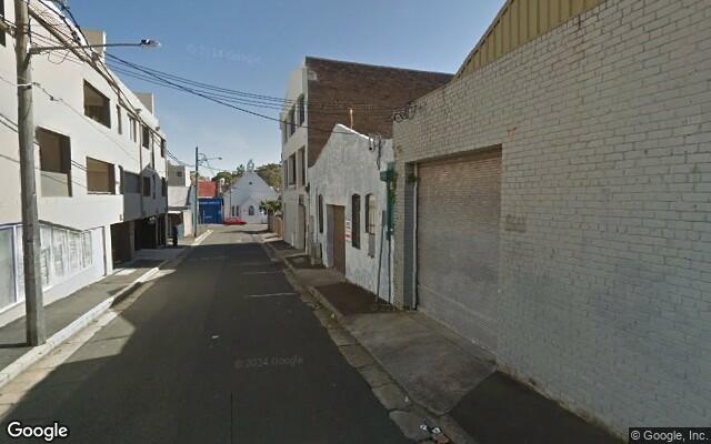parking on Parramatta Road in Camperdown NSW 2050