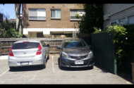 parking on Pasley Street South in South Yarra Victoria