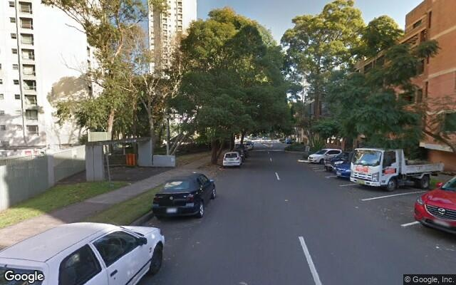 Parking Photo: Pitt St  Redfern NSW 2016  Australia, 31039, 98801