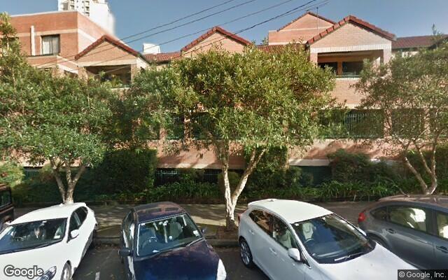 parking on Pitt Street in Redfern