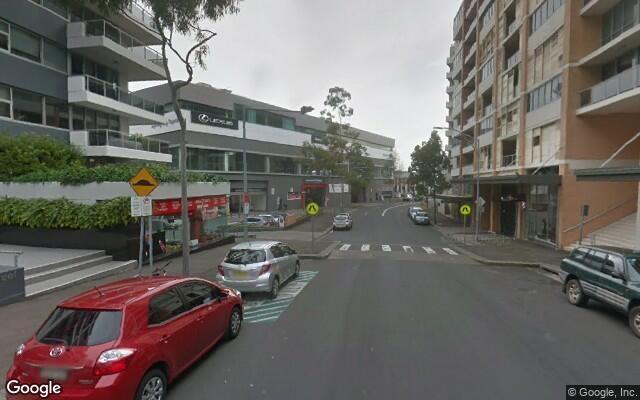 Parking Photo: Potter Street  Waterloo Nueva Gales del Sur  Australia, 31151, 100739