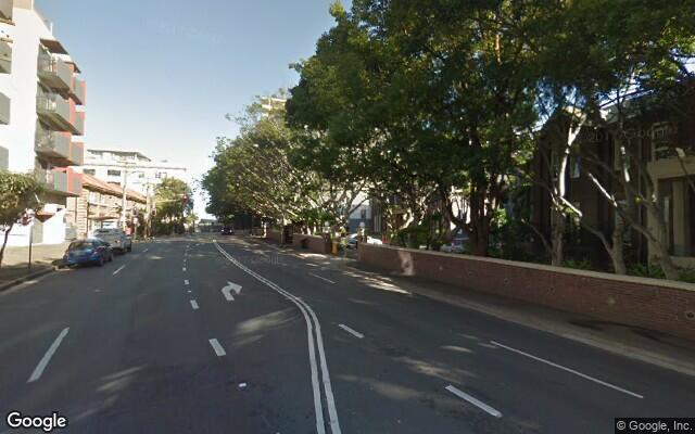 parking on Pyrmont Bridge Rd in Camperdown NSW 2050