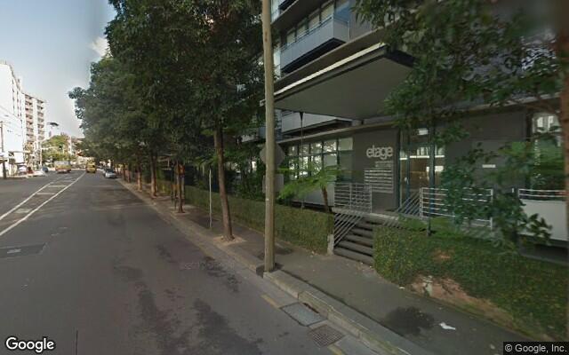 parking on Pyrmont Bridge Road in Camperdown NSW