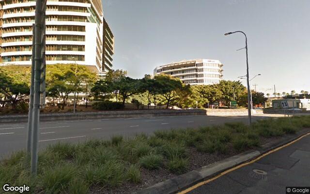 parking on Quay Street in Brisbane Queensland