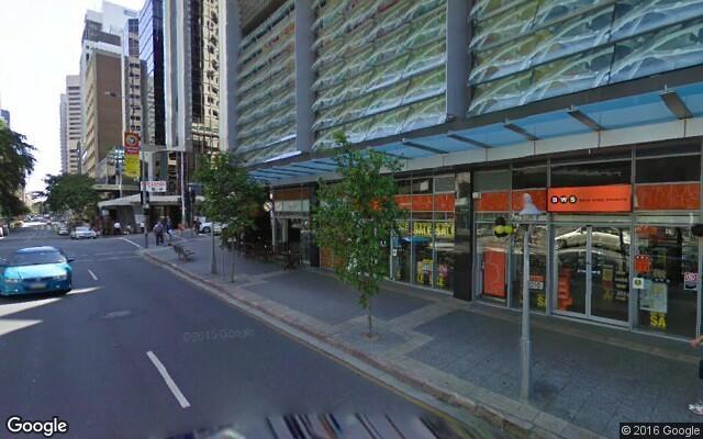 parking on Queen St in Brisbane