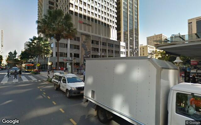 parking on Queen Street in Brisbane City QLD