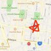 Lock up garage parking on Queensberry Street in Carlton