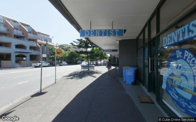 parking on Raglan St in Manly NSW 2095