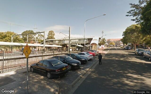 Parking Photo: Railway Parade  Westmead NSW 2145  Australia, 33712, 112354