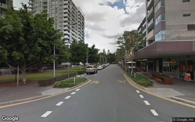 Parking Photo: Ramsgate Street  Kelvin Grove QLD  Australia, 35047, 121409