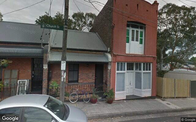 parking on Raper Street in Newtown NSW
