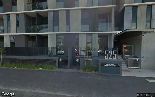 parking on Rathdowne Street in Carlton