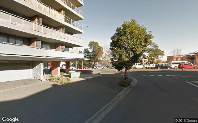 parking on Regent Street in Redfern