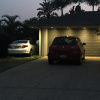 Driveway parking on Reserve Road in Upper Coomera QLD