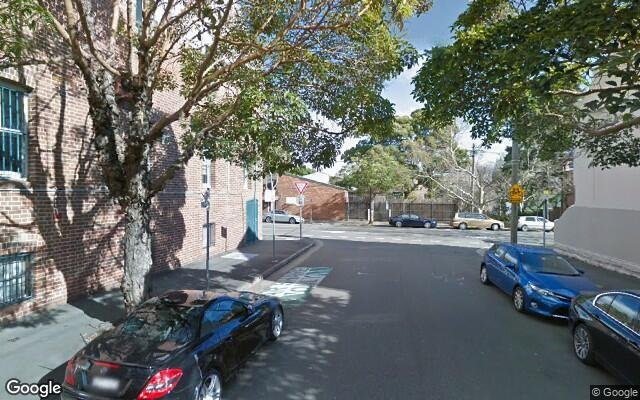 parking on Riley Street in Surry Hills NSW