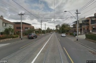 parking on Riversdale Road in Hawthorn