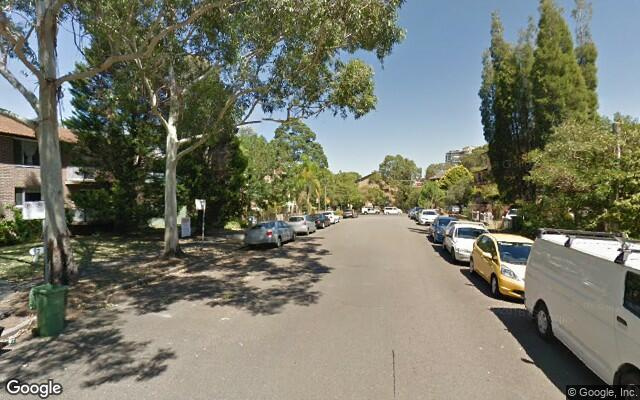 parking on Robertson St in Parramatta NSW 2150