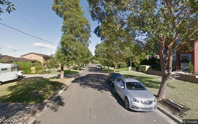 parking on Rodley Avenue in Penrith NSW