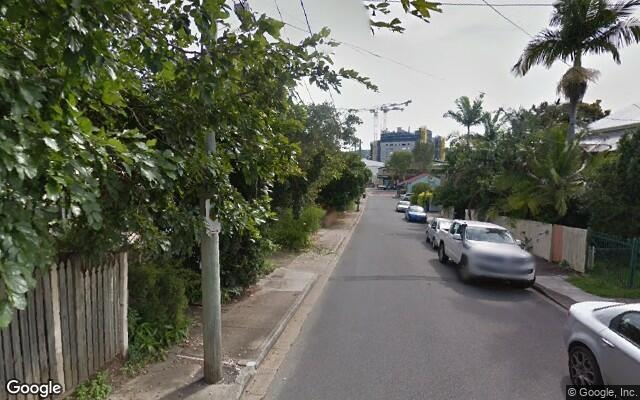 parking on Rogers Street in West End QLD