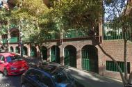 parking on Rosebank Street in Darlinghurst NSW
