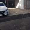 Driveway parking on Sailors Bay Rd in Northbridge NSW