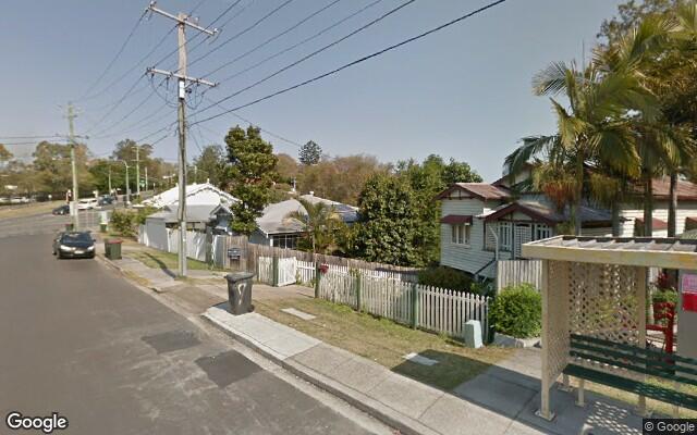 parking on Scott Road in Herston QLD