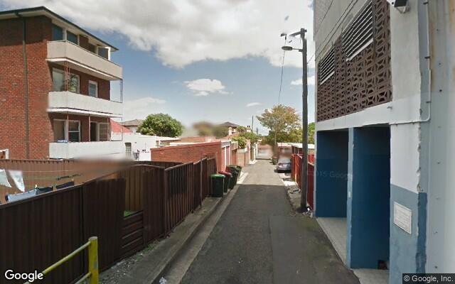 parking on Silver St in Randwick NSW 2031