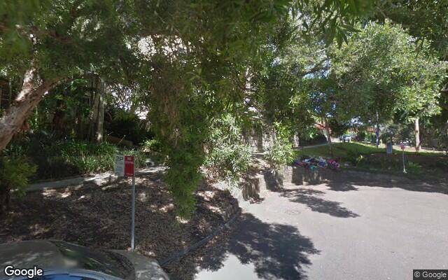 parking on Sir Thomas Mitchell Road in Bondi Beach NSW