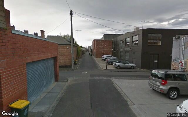 parking on Smith Street in Fitzroy