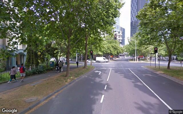 parking on Southbank Boulevard in Southbank