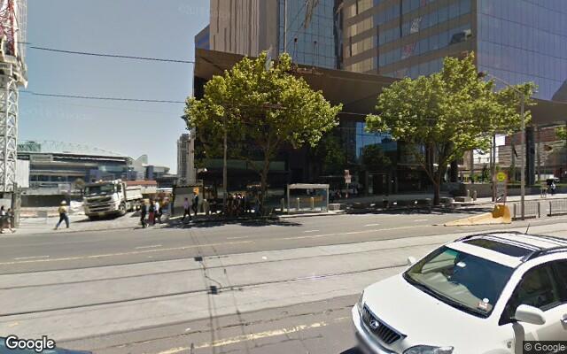 parking on Spencer Street in Melbourne VIC