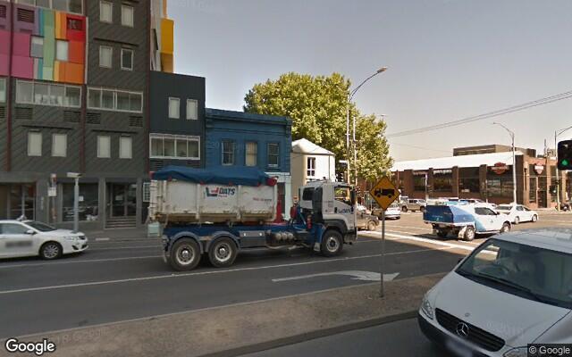 parking on Spencer Street in West Melbourne