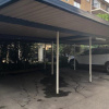 Carport parking on Spit Road in Mosman NSW