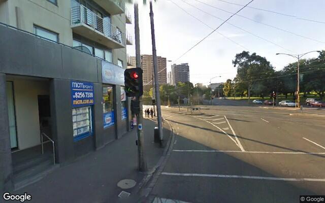 parking on Spring Street in Melbourne VIC
