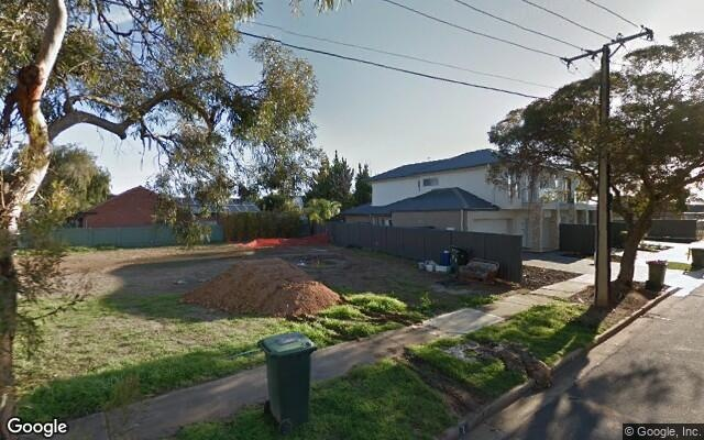 parking on St Peters Way in Glengowrie SA 5044