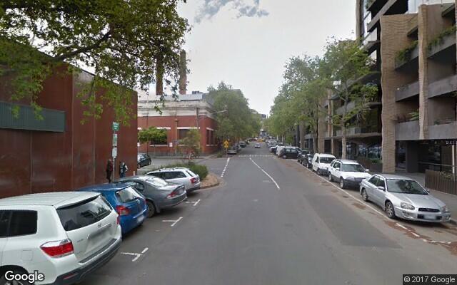 parking on Stanley Street in Collingwood