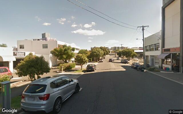 parking on Stanley Street in Woolloongabba QLD