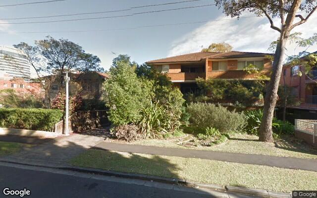 parking on Stewart St in Parramatta NSW 2150