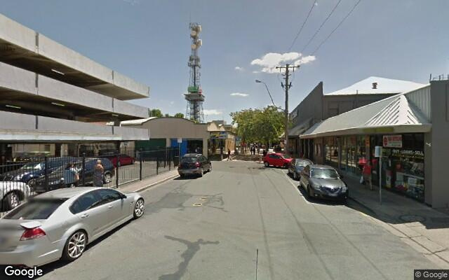 parking on Stewart Street in Shepparton VIC