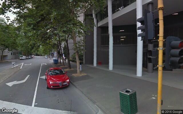 parking on Sturt Street in Southbank